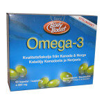 Body Boost Omega-3 - 60 caps